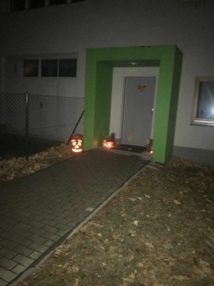 Halloween 31. 10 .2018