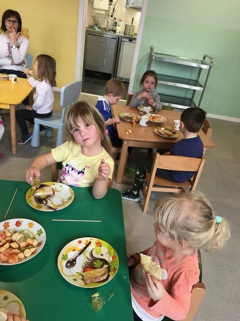Výroba zdravé ovocné svačinky 7. 2. 2019