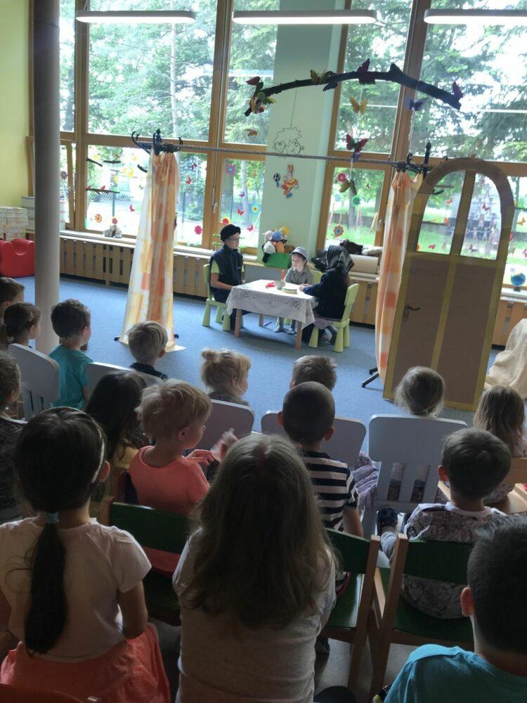 Vystoupení ochotnického divadla Opočnice 31. 5. 2019