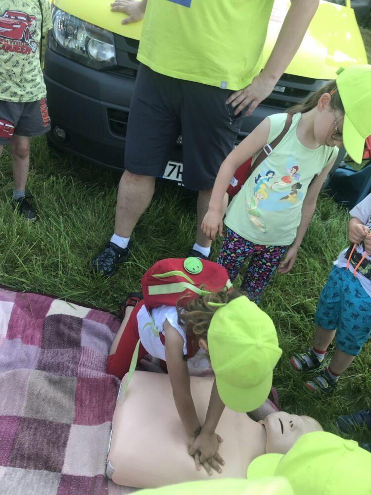 Den záchranných sborů Dymokury 5. 6. 2019