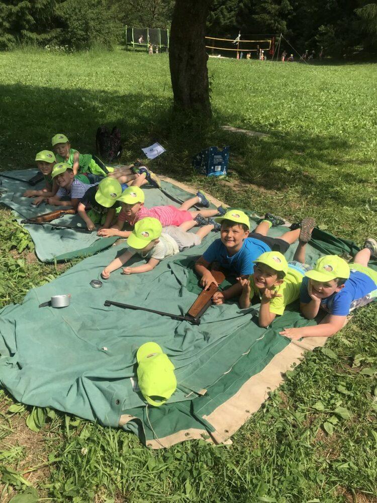 Výlet plátěná osada 11. 6. 2019
