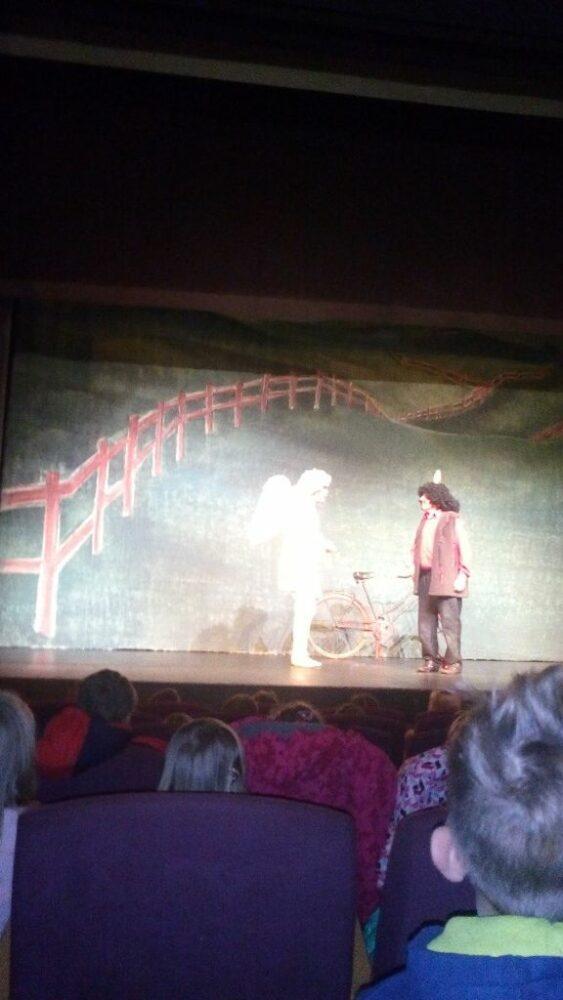 Divadlo Nymburk 14. 12. 2017