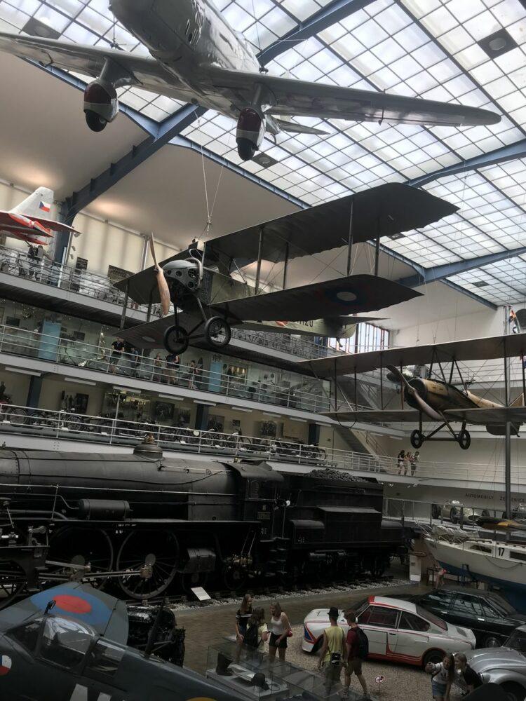 Národní technické muzeum 19. 6. 2019