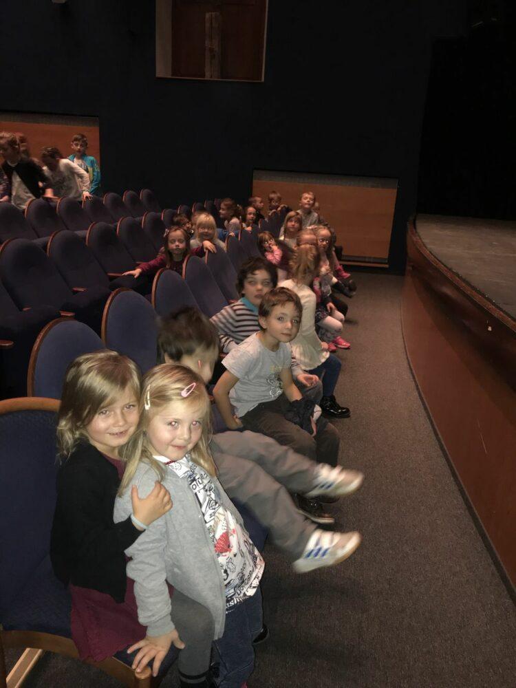 Divadlo Poděbrady - Čtyřlístek 7. 11. 2019