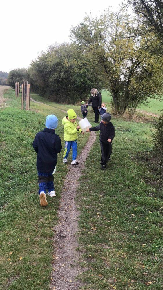 Vedeme děti k lásce k přírodě