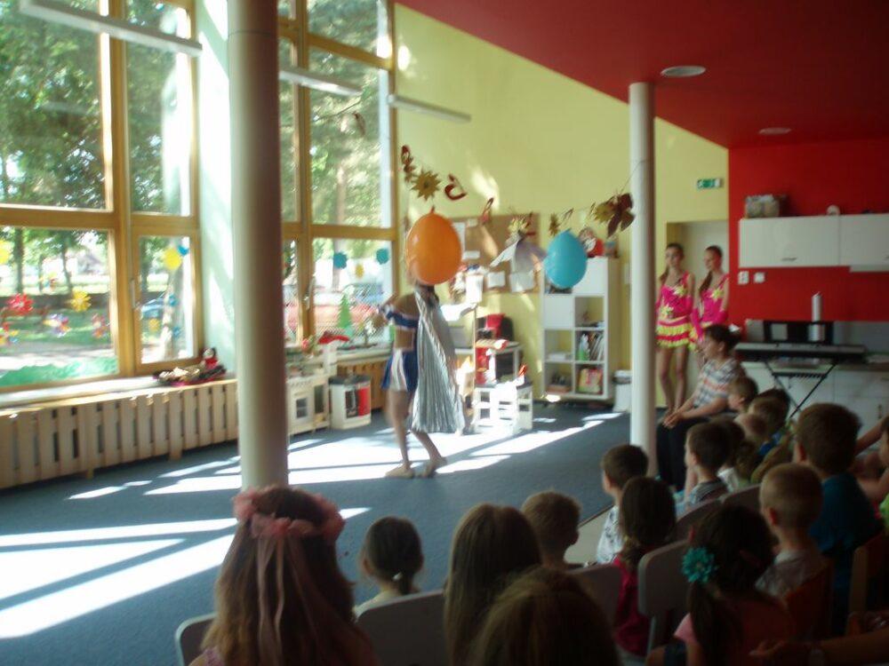 Dětský den, cirkus Trojlístek 2. 6. 2017