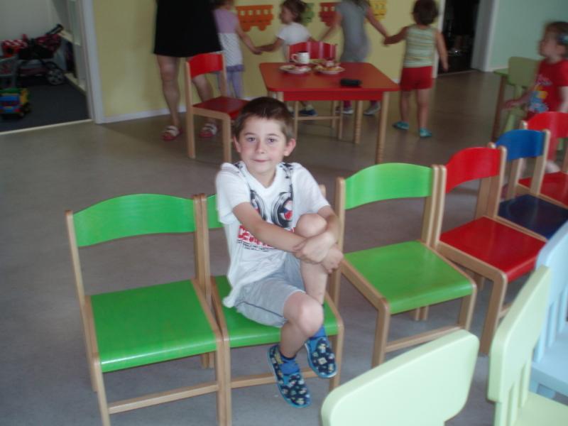 Rozloučení s předškoláky 29. 6. 2016