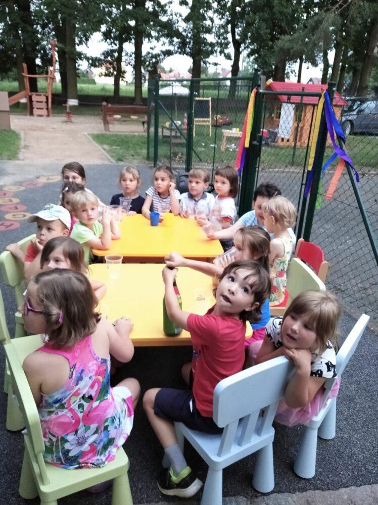 Rozloučení se školním rokem 2019-2020 spojené s přespáním v MŠ dne 25. 6. 2020
