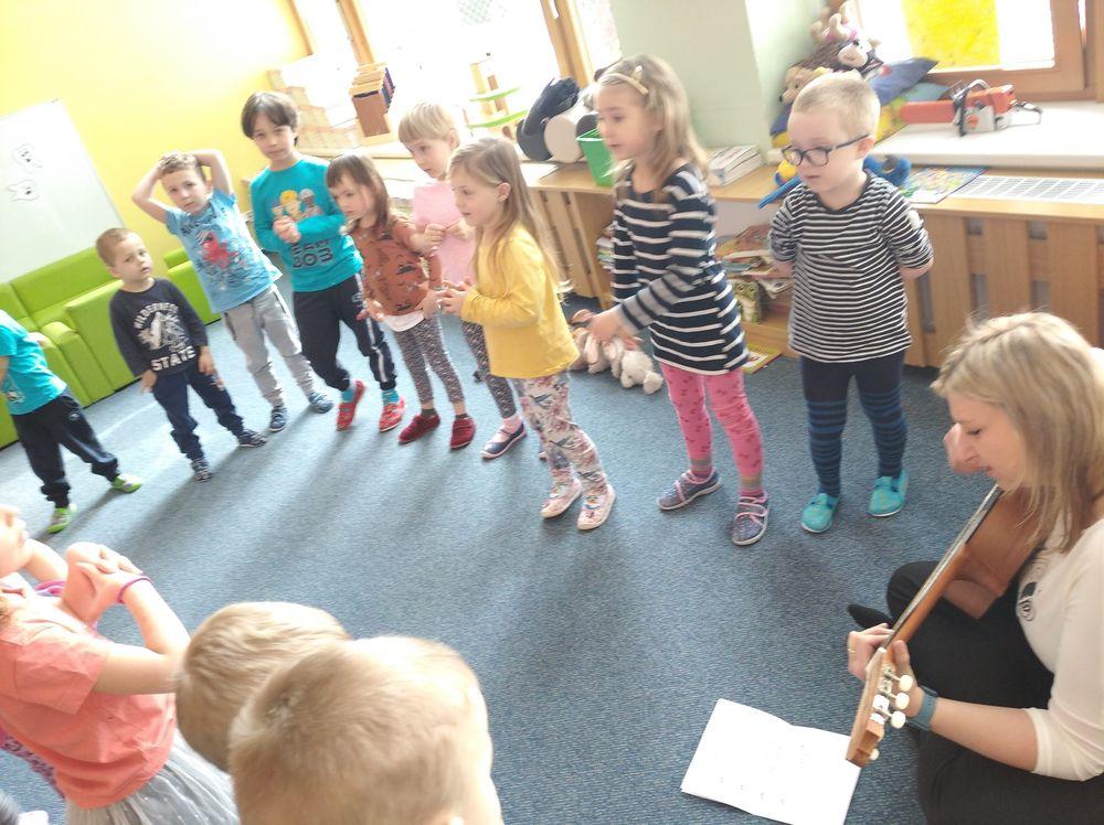 Vedeme děti k hudbě