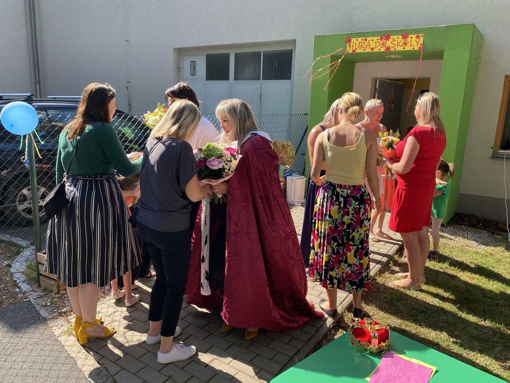 24. 6. 2021 - rozloučení s předškoláky