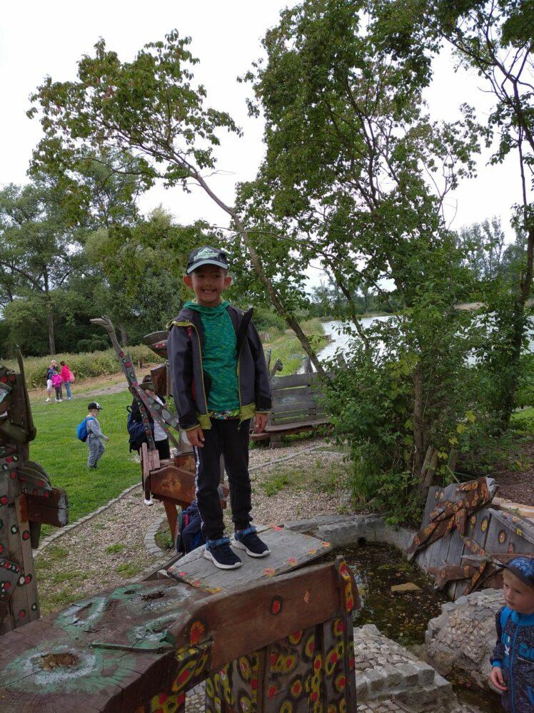 17. 8. 2021 - Výlet se Skautem v době prázdninového provozu